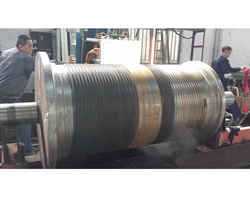 绳轮中频淬火SV01